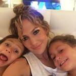 Hijos de Jennifer Lopez ya reciben ofertas de trabajo