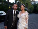 Se casa por tercera ocasión Vicente Fernández Jr.