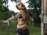 Dan la cara los nuevos zombies de 'The Walking Dead'