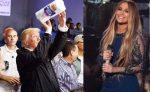 Jennifer Lopez lanza crítica a Donald Trump