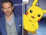 Ryan Reynolds será Pikachu en la cinta live action del personaje