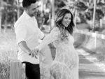 Ximena Duque dio a luz después de 36 horas de trabajo de parto