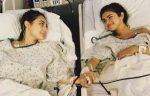Francia Raisa reconoce que fue difícil donar su riñón a Selena Gomez