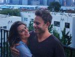 Lea Michele, actriz de 'Glee', anuncia su boda con Zandy Reich