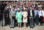 El primer acto oficial de los duques de Sussex