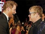 El príncipe Enrique y Elton John darán conferencia del sida
