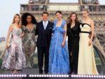 Tom Cruise lleva su 'Misión Imposible' a la Torre Eiffel