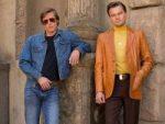 Pitt y DiCaprio derrochan buen rollo en rodaje de Tarantino