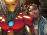 Marvel haría cinta de IronHeart, la versión femenina de Iron Man