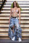 La hija de Madonna debuta como modelo de pasarela y reivindica el no depilarse