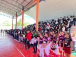 Arrancan en Comondú, la etapa Estatal los Juegos Deportivos Nacionales de la Educación Media Superior