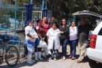 DIF entrega apoyo a familias de puerto Adolfo López Mateos