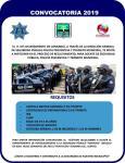 DSPPYTM en Comondú lanza convocatoria para el proceso de reclutamiento
