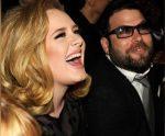 Adele se separa de Simon Konecki tras 3 años de matrimonio