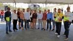 Reconocemos el trabajo de Zofemat al conservar limpias las playas y costas de Los Cabos: Armida Castro