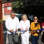 """Mejoran instalaciones de la primaria """"Niños Héroes""""."""