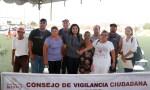 El beneficio es para cada una de las familias que nos comprometimos ayudar: Armida Castro