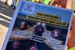 "ISJ promueve ""Conductor designado"" en Comondú, Loreto y Mulegé."