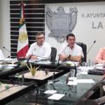 Realizan junta de Gobierno del Instituto Municipal de Cultura de La Paz