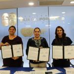 Firman convenio de colaboración IEE y SEDIF
