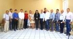 Logra Armida Castro acuerdos con Ejido CSL para próxima pavimentación de la calle Nicolás Tamaral