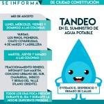 Se irá mejorando suministro de agua en colonias de Ciudad Constitución