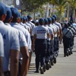Participa SSPE en desfile cívico militar en conmemoración de las fiestas patrias.