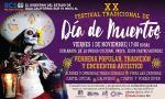 Director del ISC invita al Festival Tradicional de Día de Muertos 2019