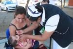 Jornada de Salud inicia la aplicación de 64,000 vacunas contra la polio en BCS