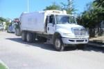 Aumenta un 30% la cantidad de basura recolectada en temporada navideña: Servicios Públicos de Los Cabos