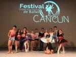 La Compañía de Danza Clásica del Estado de Quintana Roo trabaja para acercar a niños y jóvenes a este arte