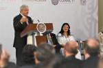 Entrega Gobierno de México los Premios Nacionales de Artes, Ciencia y Cultura y el Premio Internacional Carlos Fuentes