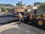 Continúan en CSL los programas permanentes de pavimentación y rehabilitación de calles y avenidas: Obras Públicas; 14 mil habitantes se verán beneficiados