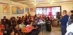 SENSIBILIZA COEPRIS A NIÑOS MIGRANTES DE MULEGÉ SOBRE EL FORTALECIMIENTO A LA SALUD