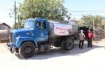 Más de 600 familias de Cabo San Lucas se benefician diariamente con el suministro gratuito de agua potable