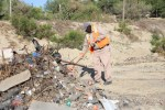 Servicios Públicos activa Plan Emergente para Limpieza de Arroyos ante posibles lluvias