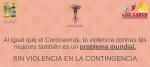 Durante la contingencia, continúa Gobierno de Los Cabos trabajando para proteger a las mujeres del municipio