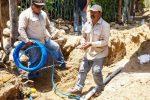 Beneficios directos para habitantes de las Ánimas Bajas con ampliación de Red de Agua Potable
