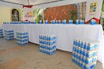 Más de 12 mil latas de agua potable serán distribuidas por el Gobierno de Los Cabos, entre la ciudadanía más vulnerable
