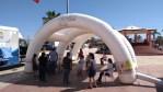 ¡Regresó la Caravana de Salud Municipal a las colonias de Los Cabos!