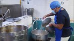 Primordial para el IMSS, la entrega de alimentos a pacientes hospitalizados en las áreas COVID