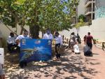 Busca ZOFEMAT Los Cabos aminorar el impacto de los residuos plásticos que arriban a las playas