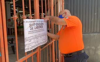 02 Protección Civil Los Cabos asegura que se cumplan los Protocolos de Salud en establecimientos 3