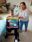 Entrega DIF Los Cabos apoyos asistenciales a personas vulnerables