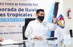 CONSEJO ESTATAL DE PROTECCIÓN CIVIL DA SEGUIMIENTO A TORMENTAS TROPICALES HERNÁN E ISELLE: ÁLVARO DE LA PEÑA