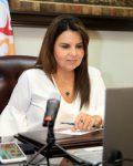 Trabajamos coordinados a la espera de cambios en el semáforo epidemiológico: alcaldesa Armida Castro