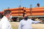 Más de 12 mil personas se beneficiarán con la instalación de 3.6 km de tubería para evitar la fuga de aguas negras en CSL