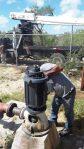 Oomsapas Los Cabos normaliza el suministro de agua potable en la comunidad de Santa Cruz