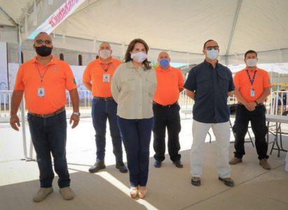 Durante la contingencia sanitaria, Protección Civil Los Cabos ha optimizado traslados en ambulancias
