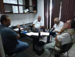 Atiende Asentamientos Humanos inquietudes de los vecinos del predio Tierra y Libertad en CSL